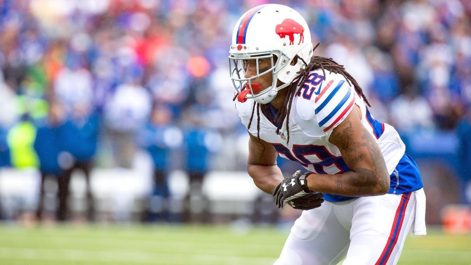 Bills rookie CB Ronald Darby leads NFL in key defensive statistic ...