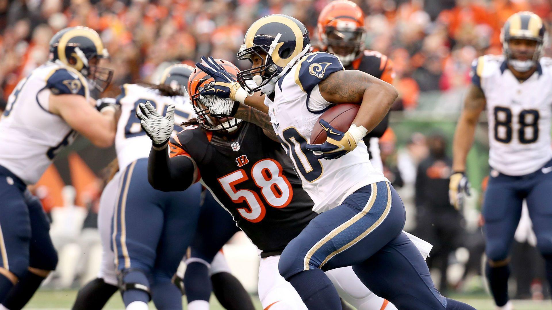 NFL Week 13 rookie rankings: Marcus Peters, Ronald Darby vie for ...