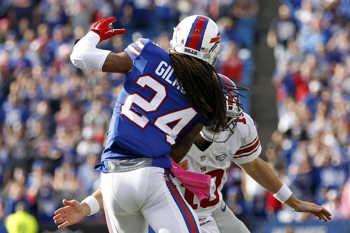 Stephon Gilmore, Ronald Darby playing at high level for Buffalo ...