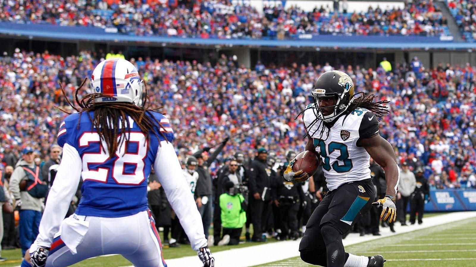 Ronald Darby injury: Buffalo Bills cornerback out with a ...