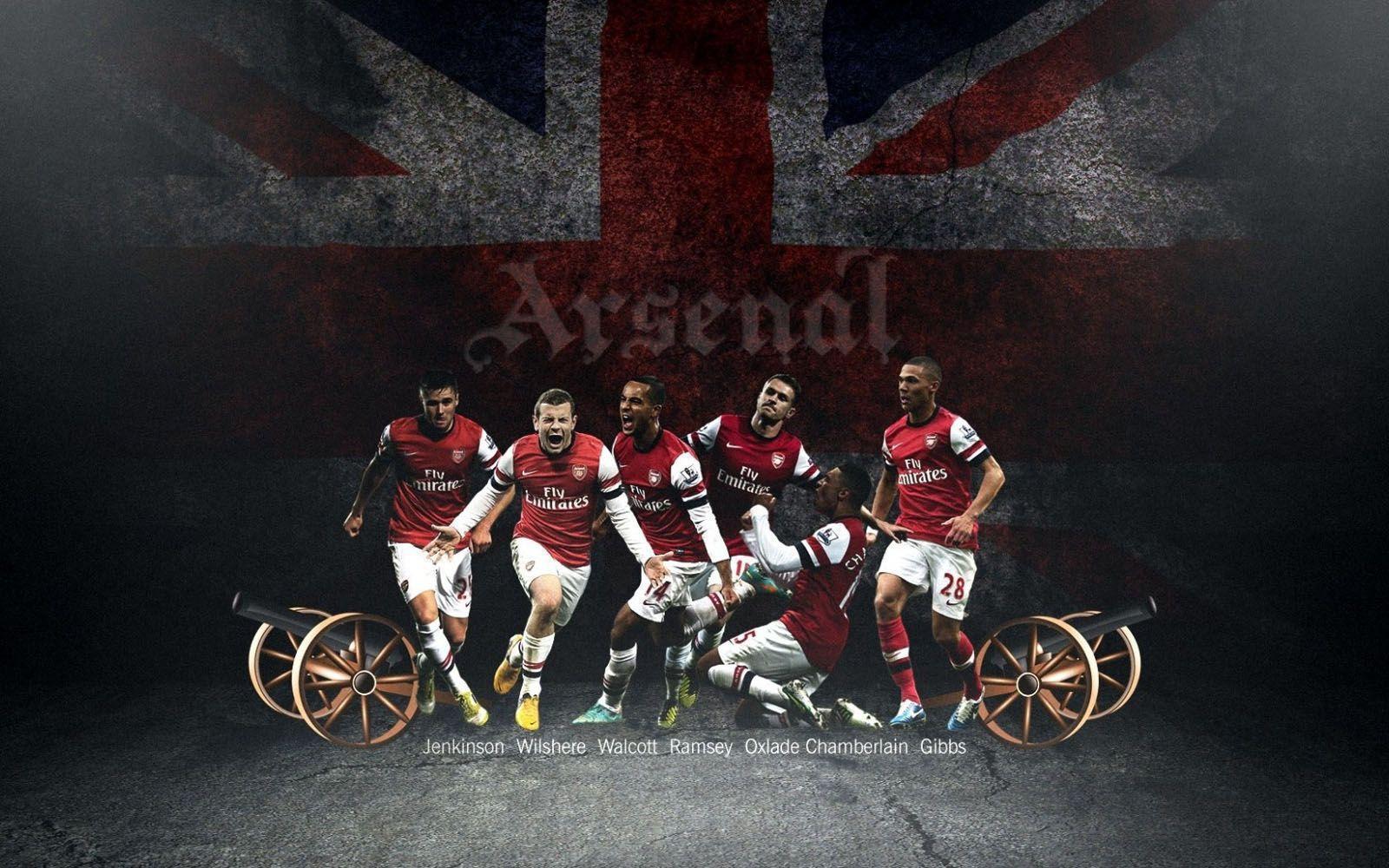 Arsenal 2013 The Gunners Premier League England Hd Desktop ...