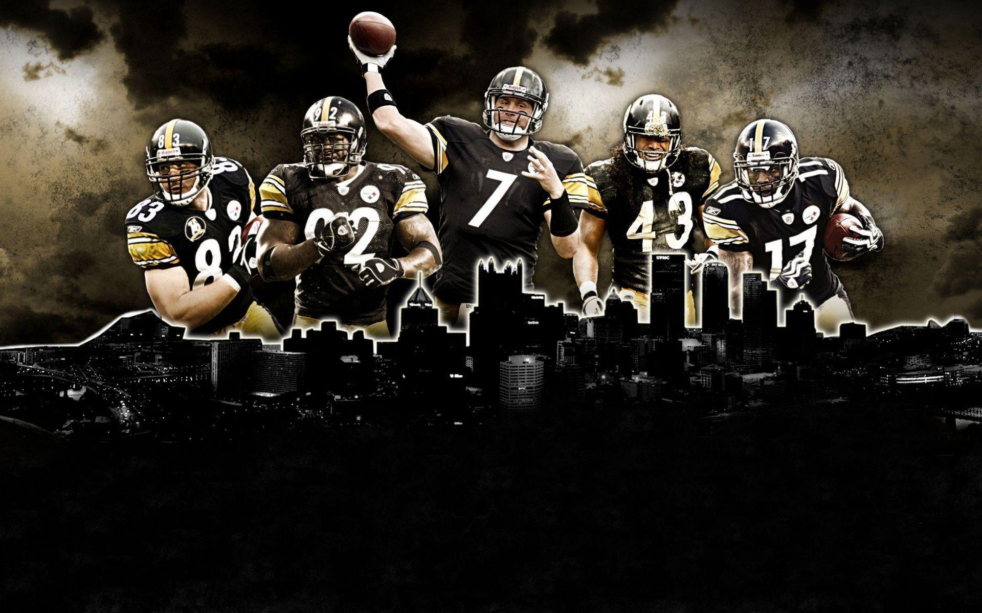 Pittsburgh Steelers Wallpaper - CNSouP Collections