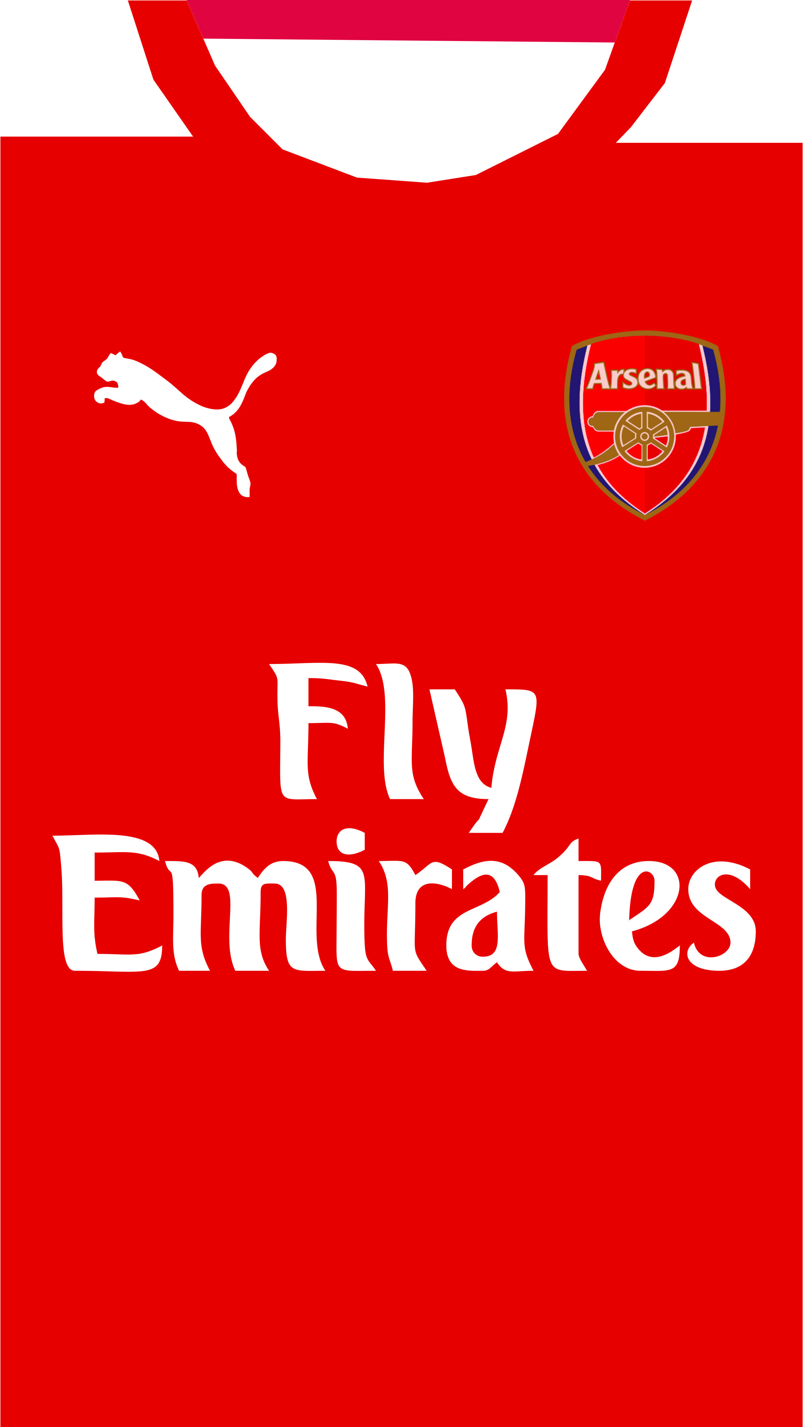 Arsenal Kit Wallpaper for iPhone | Places to Visit | Pinterest ...