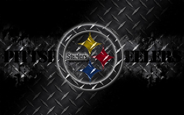 Steelers Metal Wallpaper by BuckHunter7 on DeviantArt