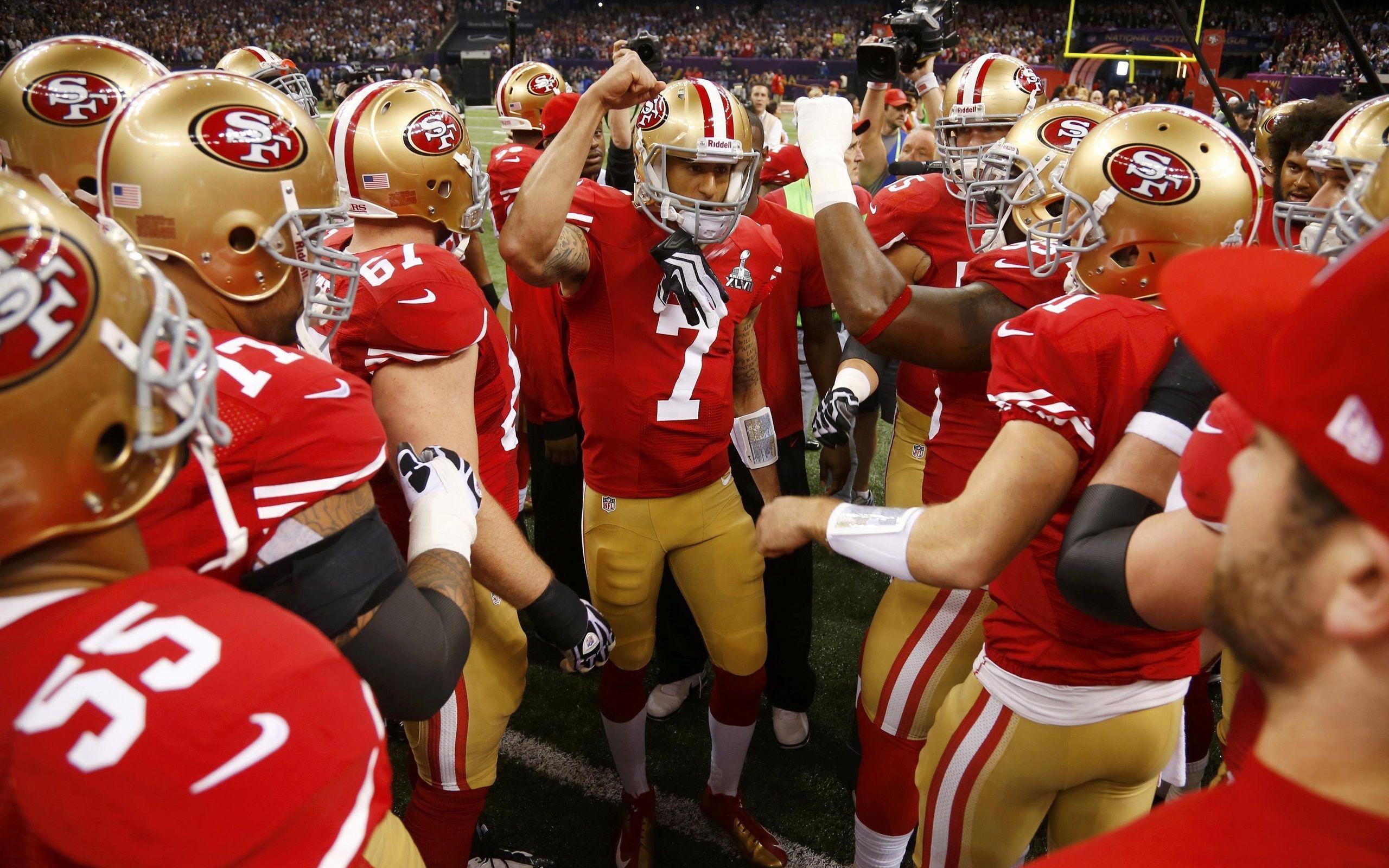 2560x1600 San Francisco 49ers American Football, San Francisco ...
