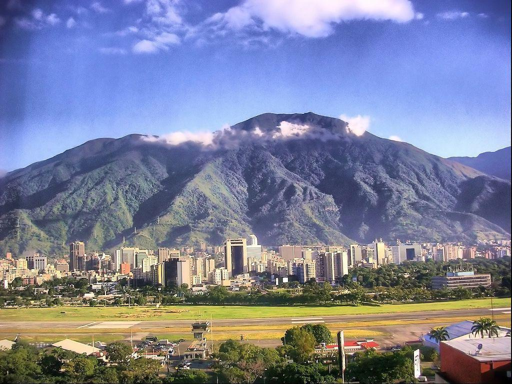caracas - Sydamerikas största städer