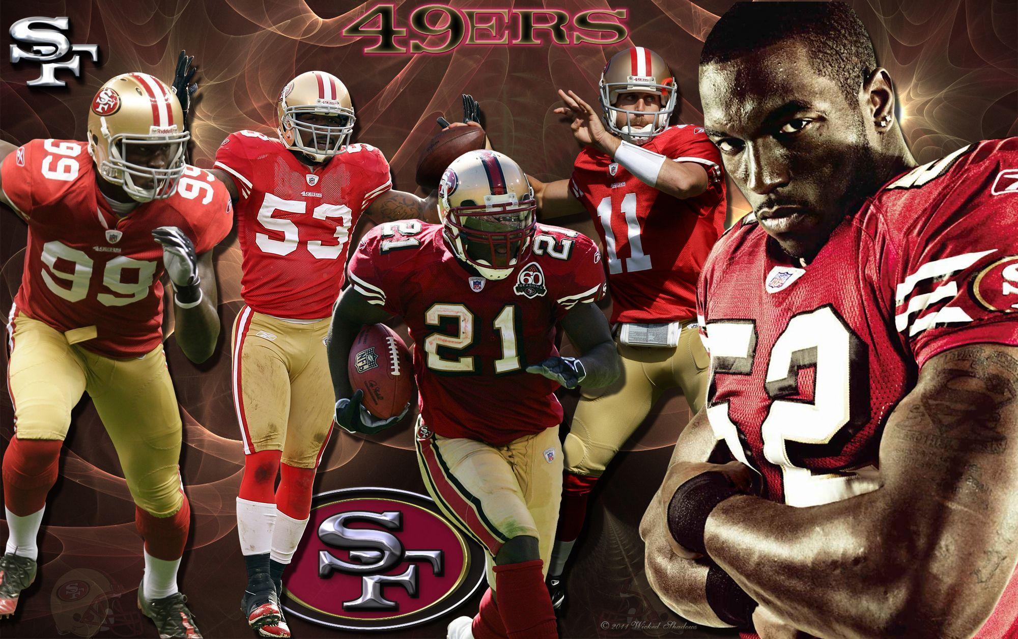 HD San Francisco 49ers Wallpapers - wallpaper.wiki