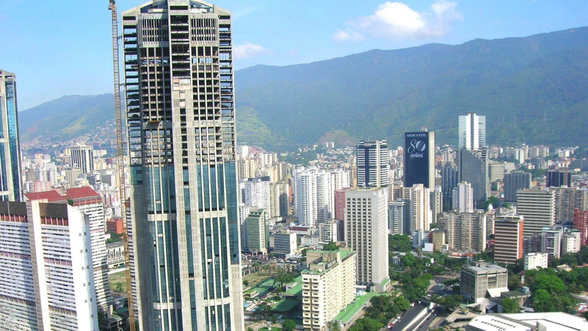 Caracas desde el cielo - 1920x1080 :: Fondos de pantalla y wallpapers