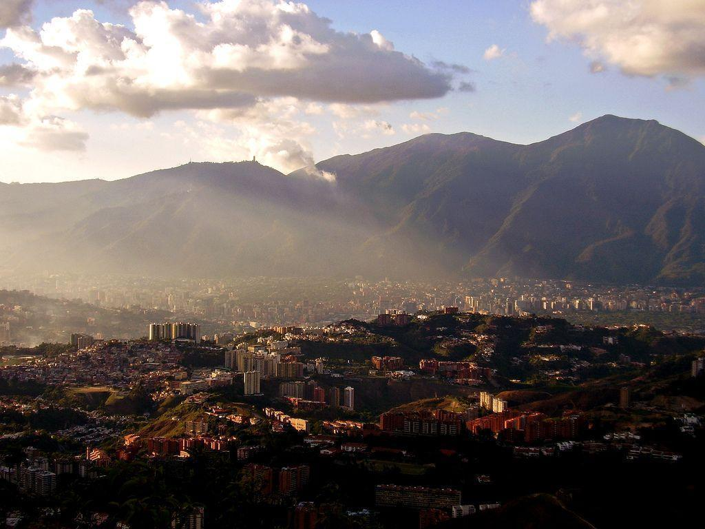 Caracas, the City of Eternal Spring