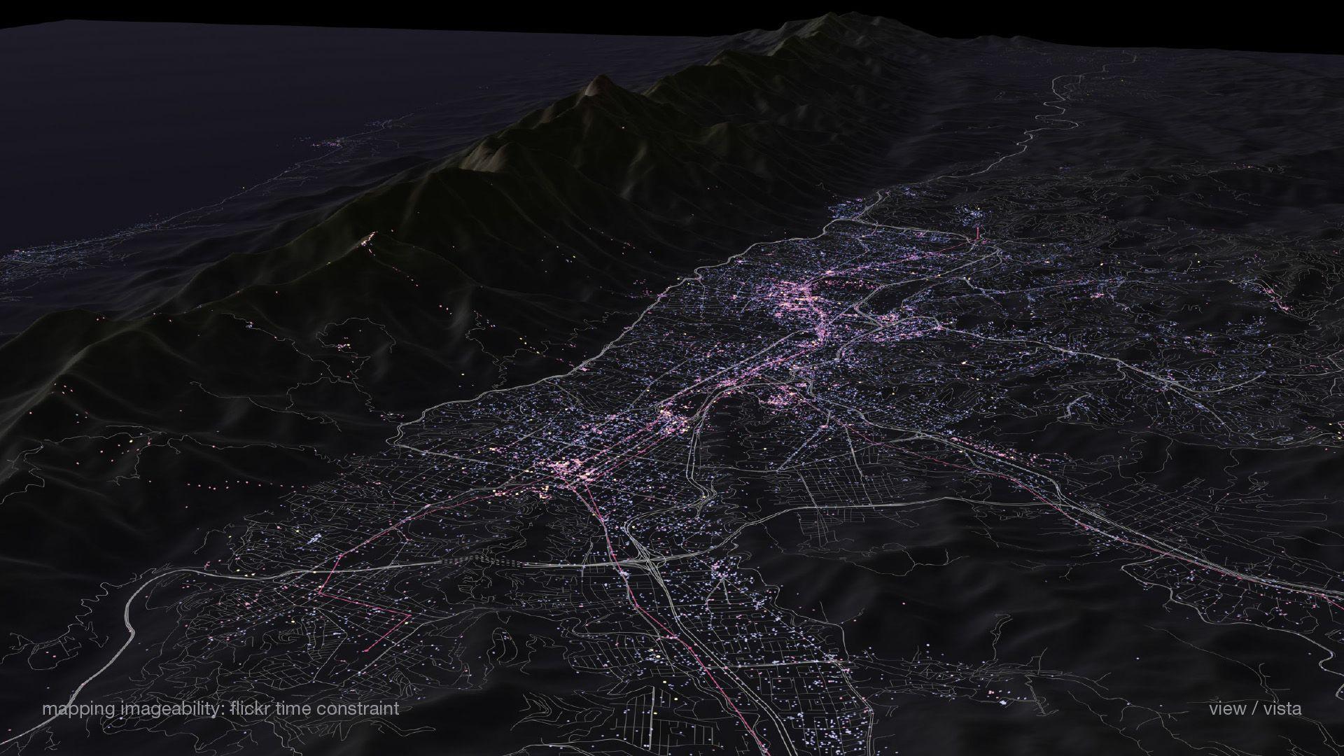 Mapping Imageability: Caracas, Venezuela | etruxes architecture