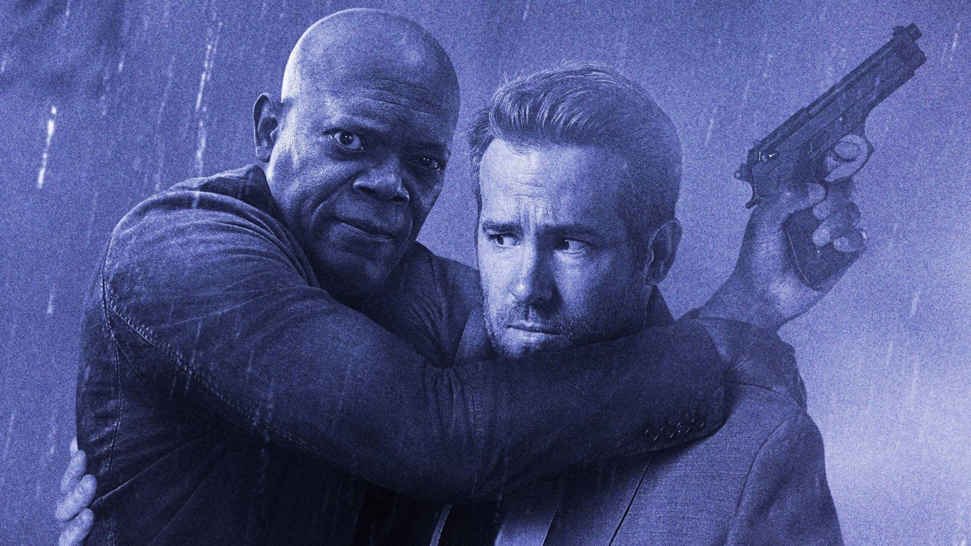 The Hitman's Bodyguard (2017 Movie) | 4 Wallpapers