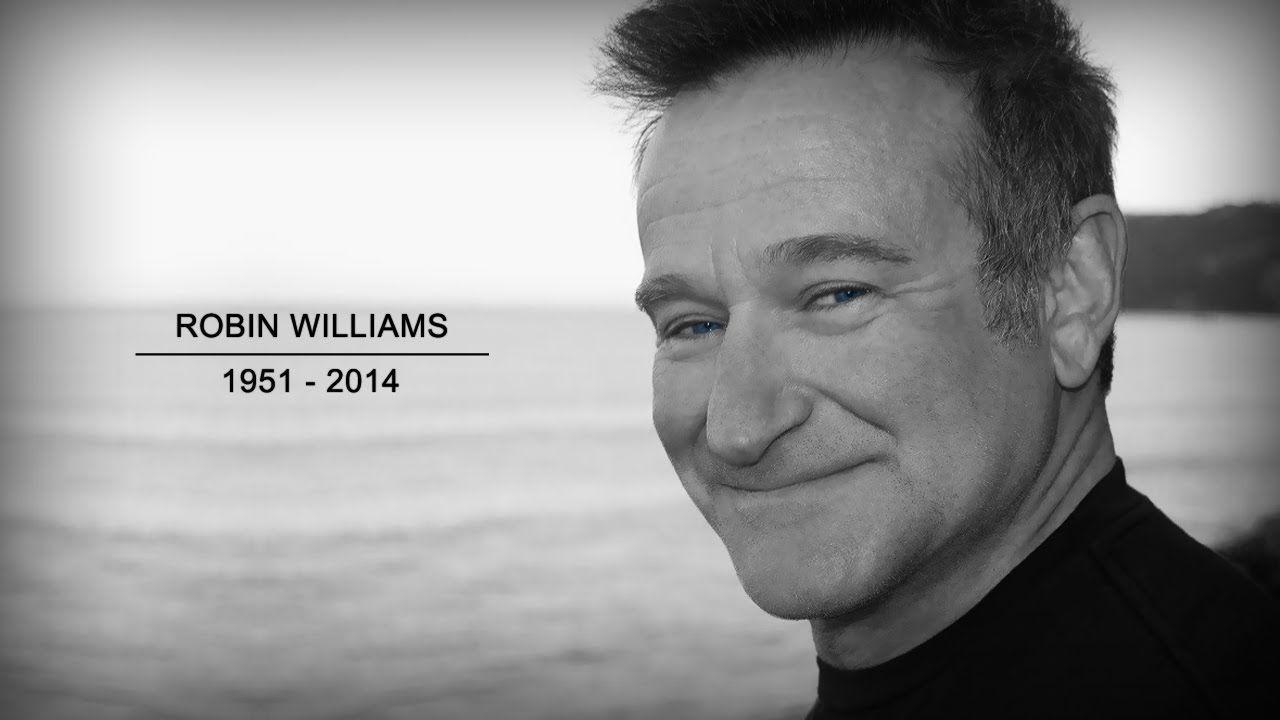 Robin Williams HD Desktop Wallpapers