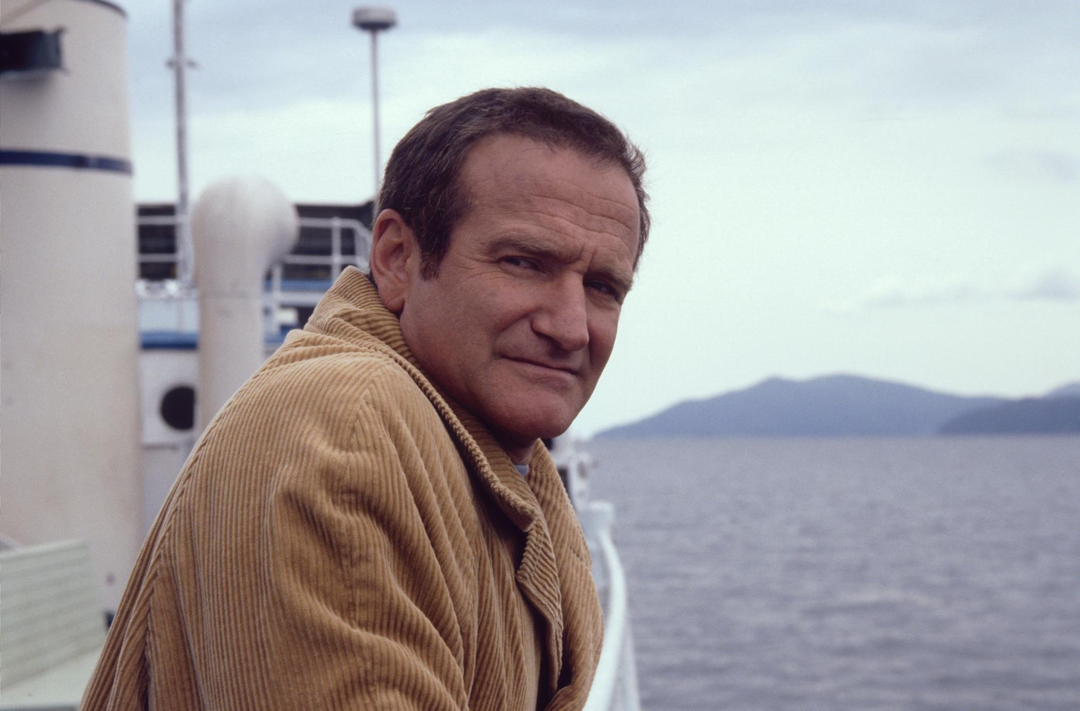 35 Robin Williams HD Wallpapers | Backgrounds - Wallpaper Abyss