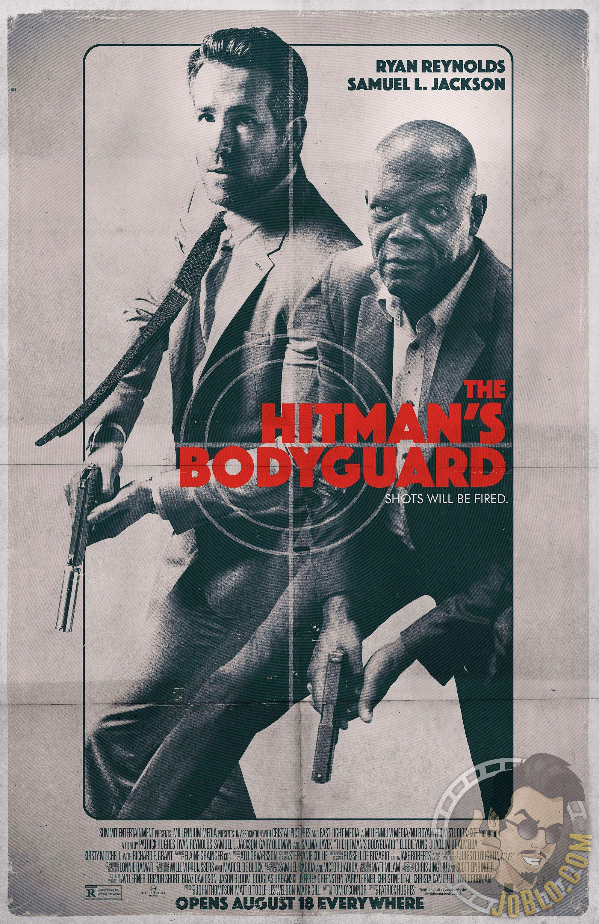 All Movie Posters and Prints for The Hitman's Bodyguard | JoBlo ...