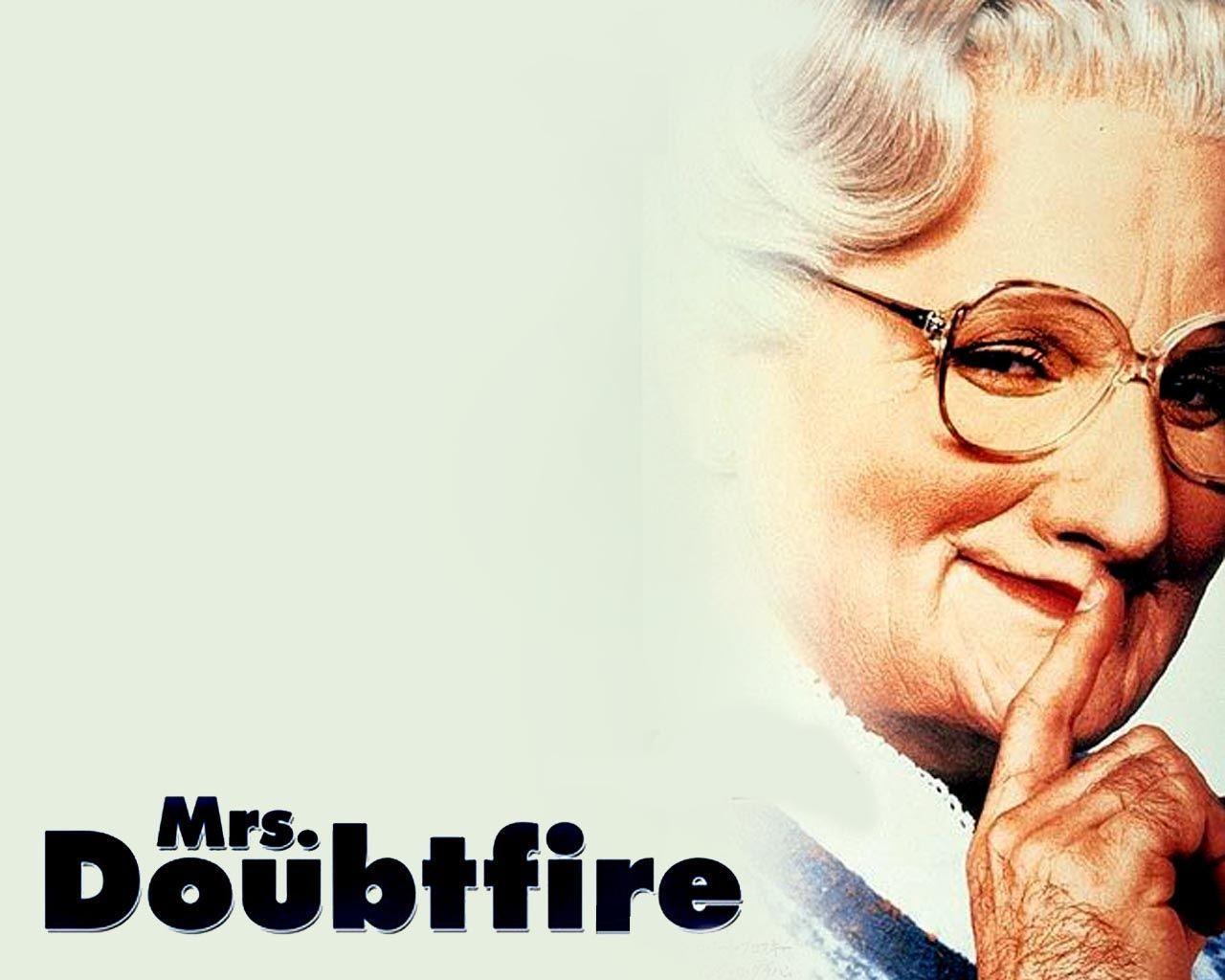 Mrs. Doubtfire Movie Wallpapers | WallpapersIn4k.net