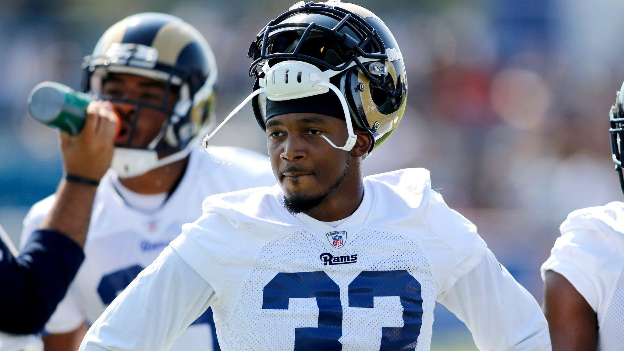 Cornerback E.J. Gaines pushes to join Los Angeles Rams' starting ...