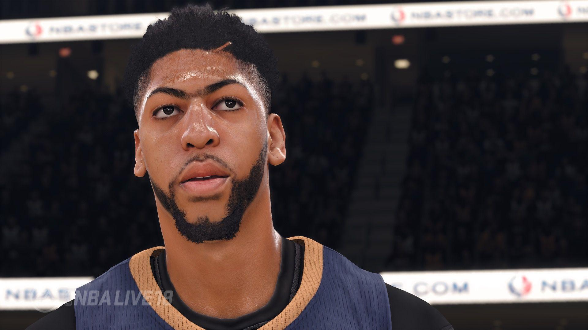 Seeking Reinvention, NBA Live 18 Finds Inspiration In Destiny ...