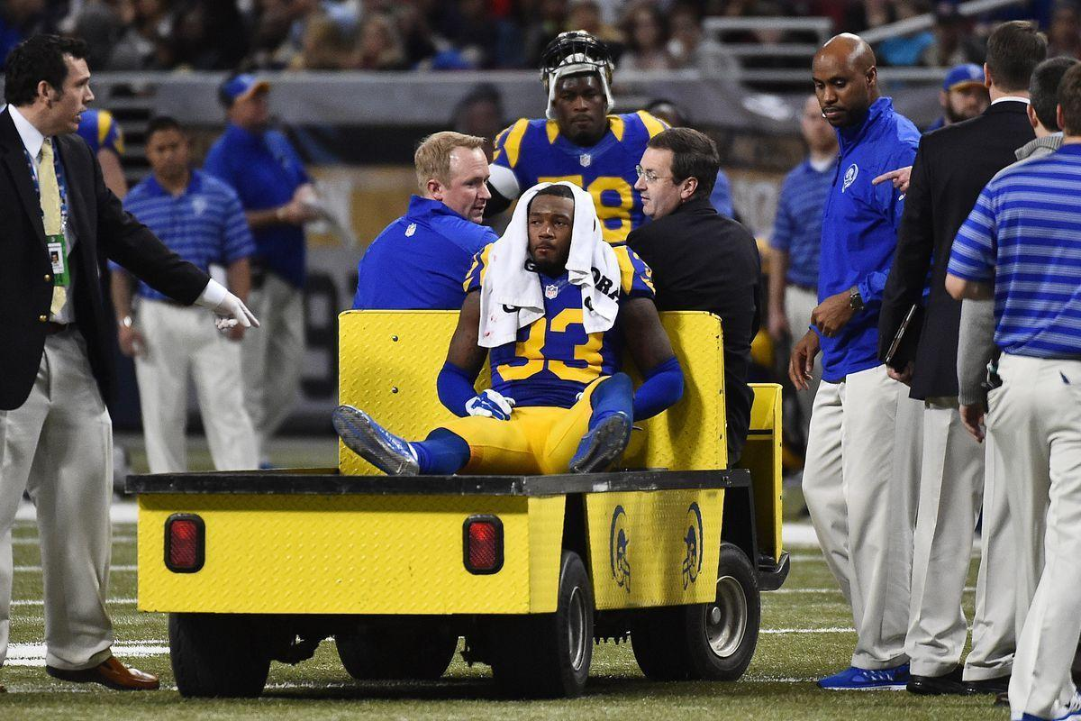 Report: St. Louis Rams CB E.J. Gaines Out For Season With Lisfranc ...
