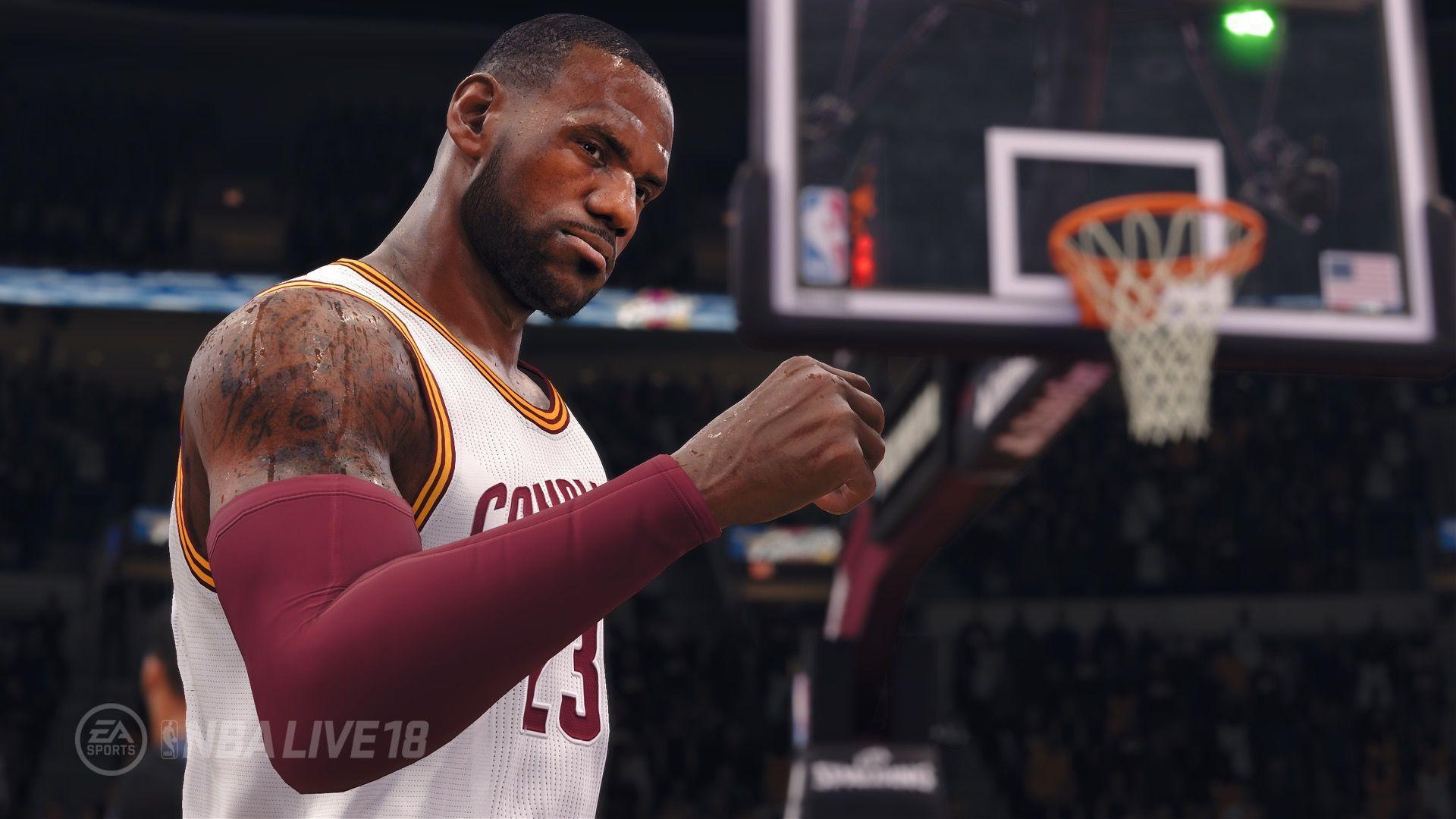 NBA Live 18 demo lets you carry over progress to the full game
