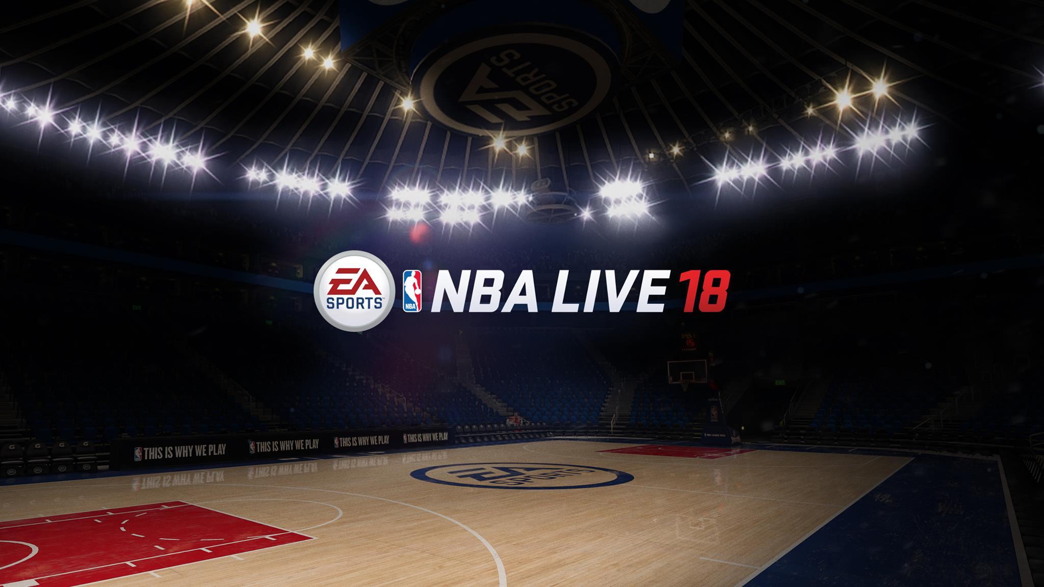 NBA Live 18 Reveal Impressions | Movement Across the Globe