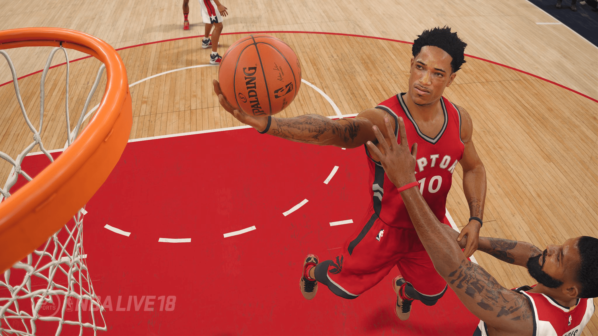 NBA Live 18 Screenshots | NLSC