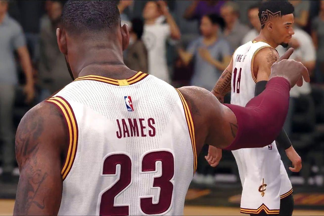 NBA Live 18 gets new career mode with league and street basketball ...