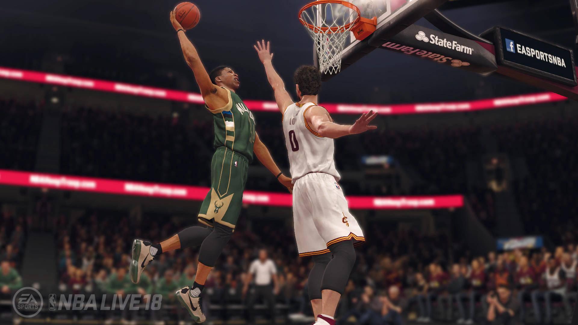 NBA Live 18 - GameSpace.com