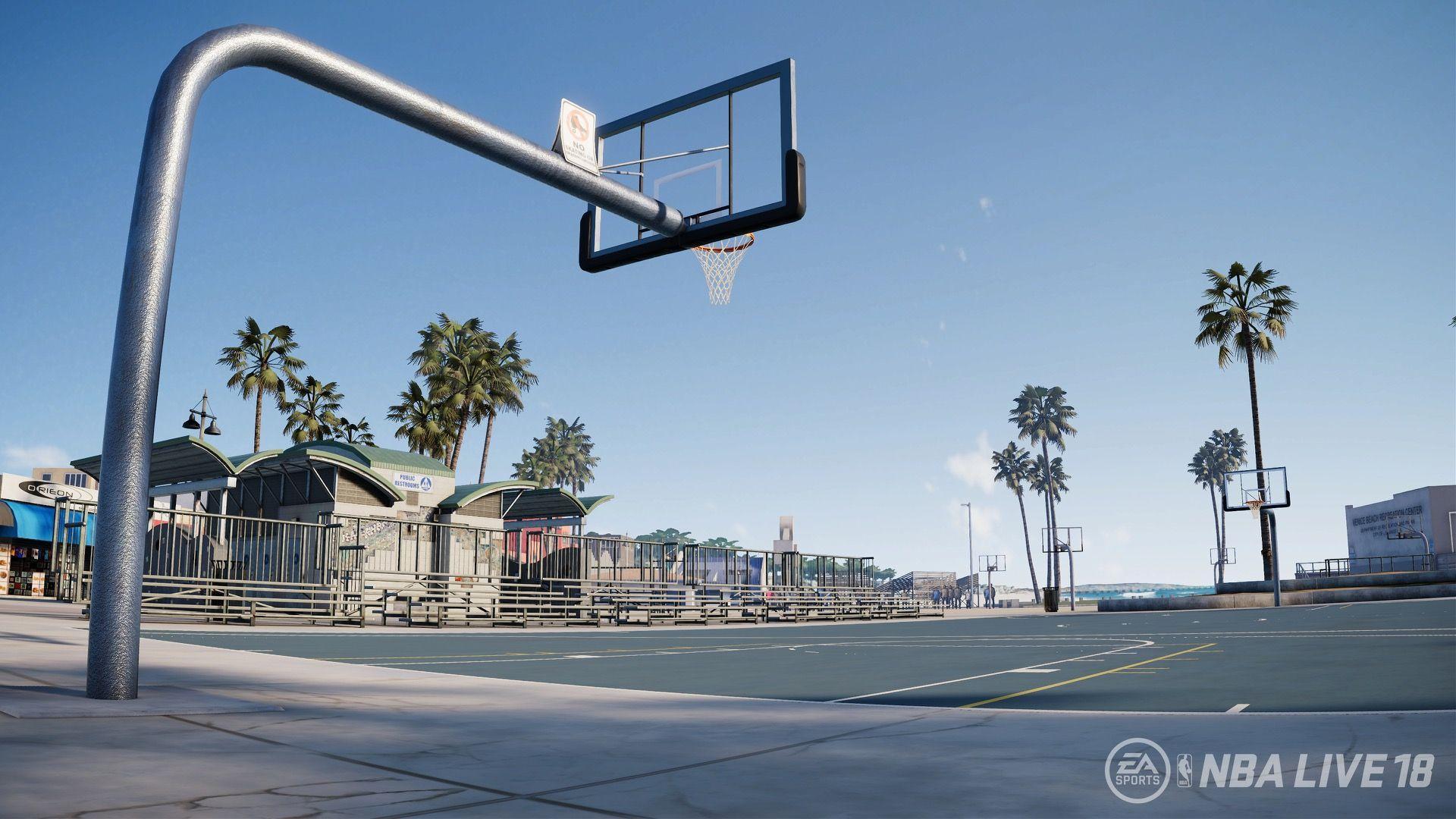 NBA Live 18 - Xbox One - www.GameInformer.com