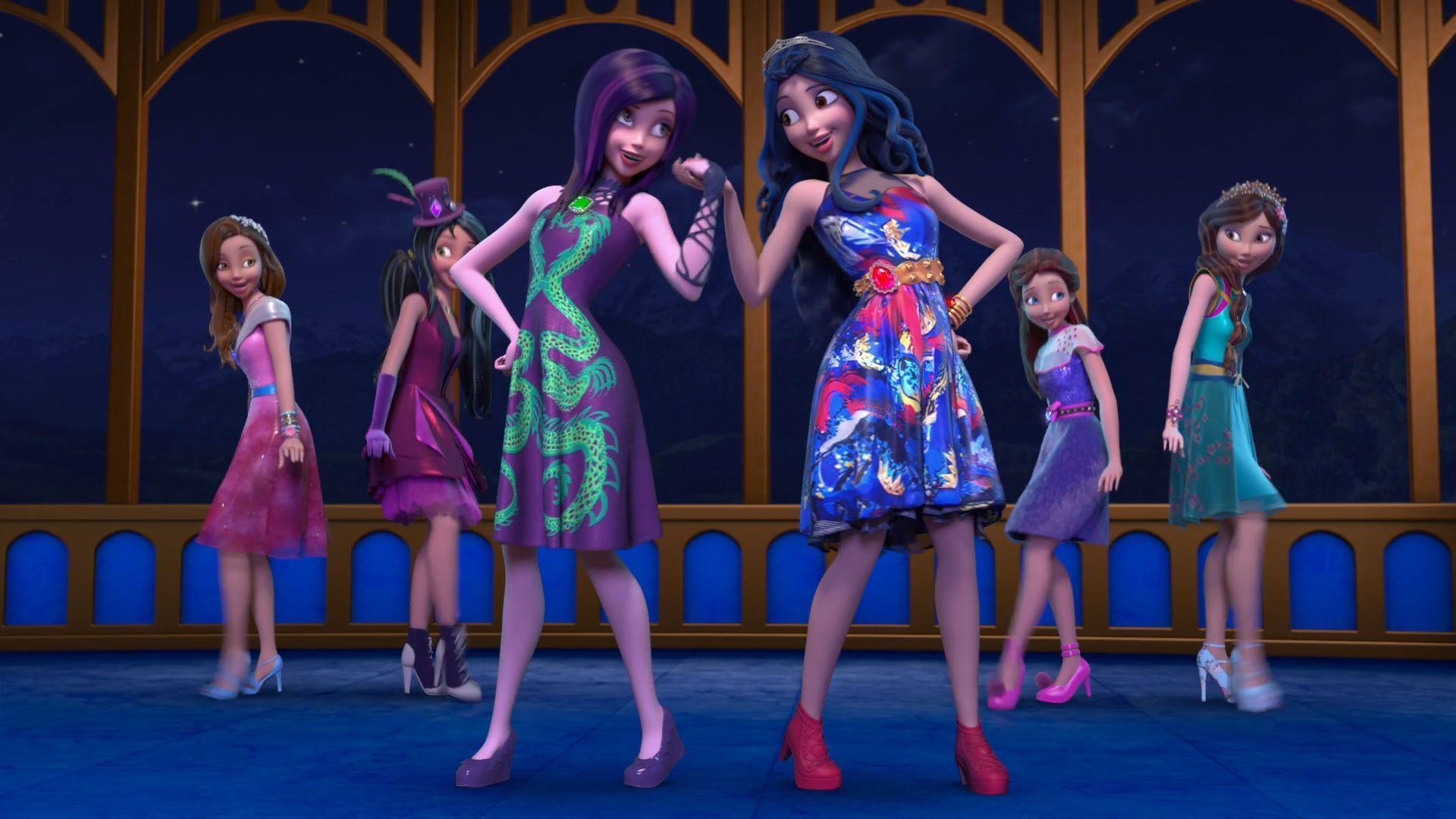 Wicked World | Disney Channel
