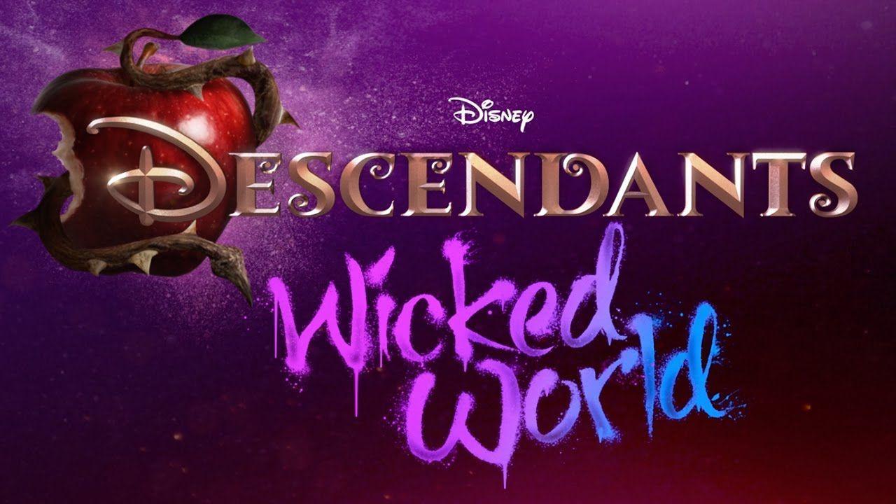 Teaser | Descendants: Wicked World - YouTube
