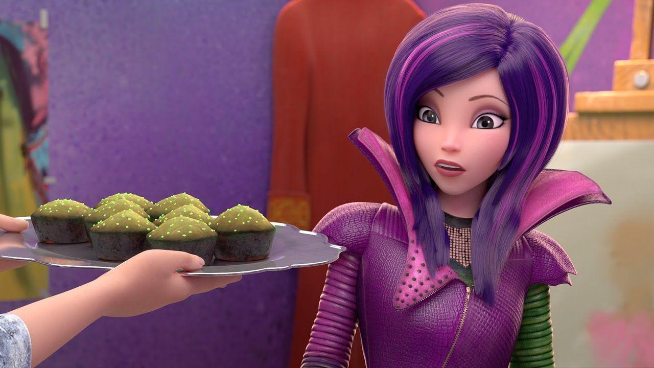 Episode 1: Evie's Explosion of Taste | Descendants: Wicked World ...