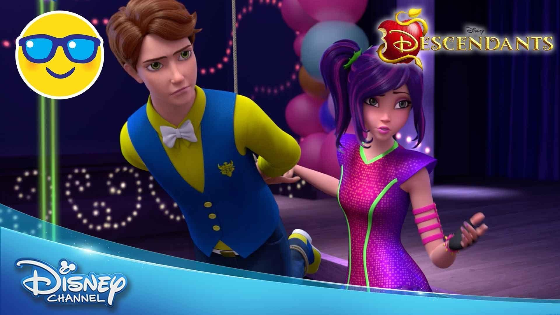 Descendants: Wicked World | Hooked On Ben | Official Disney ...
