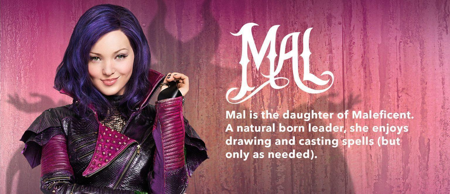 Descendants images Mal HD wallpaper and background photos (38808334)