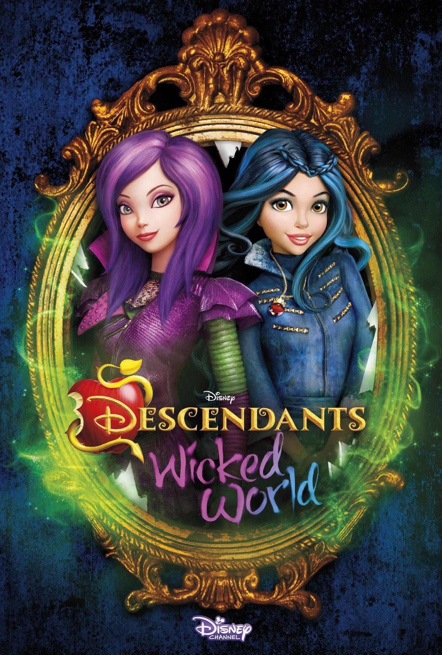 Descendants: Wicked World | Bibliotheca Somniare Corvus