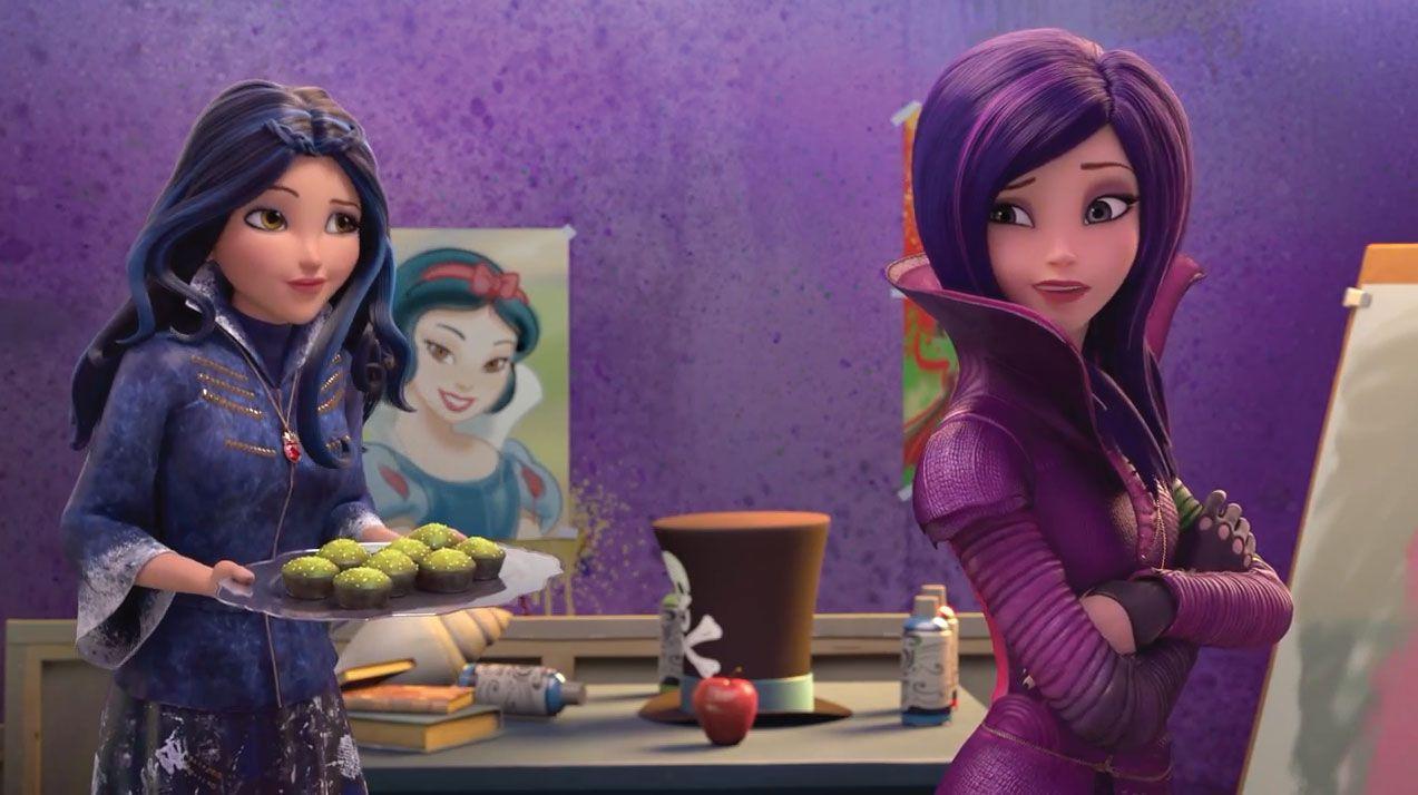 Disney Descendants Triva | Playbuzz