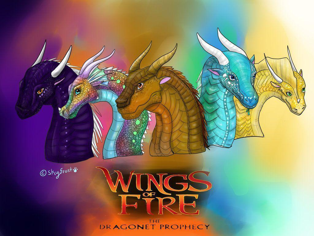 Wings of Fire 2nd Wallpaper by RhynoBullraq on DeviantArt