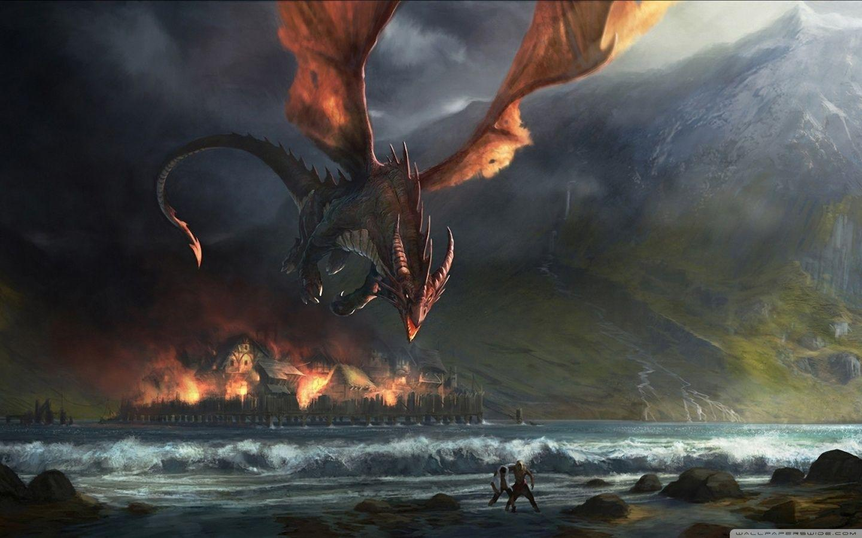 Wings Dragon Fire HD desktop wallpaper : Widescreen : High ...