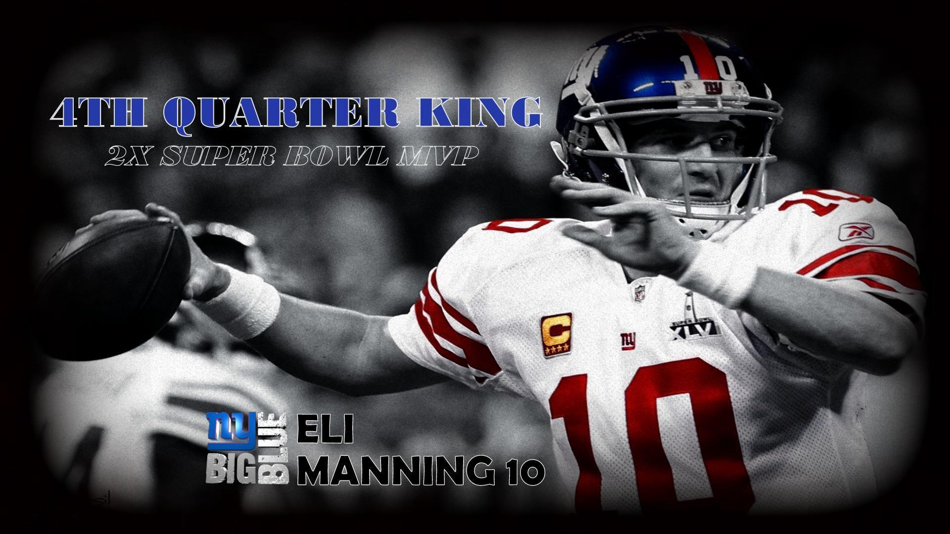 Eli Manning Wallpapers HD - wallpaper.wiki