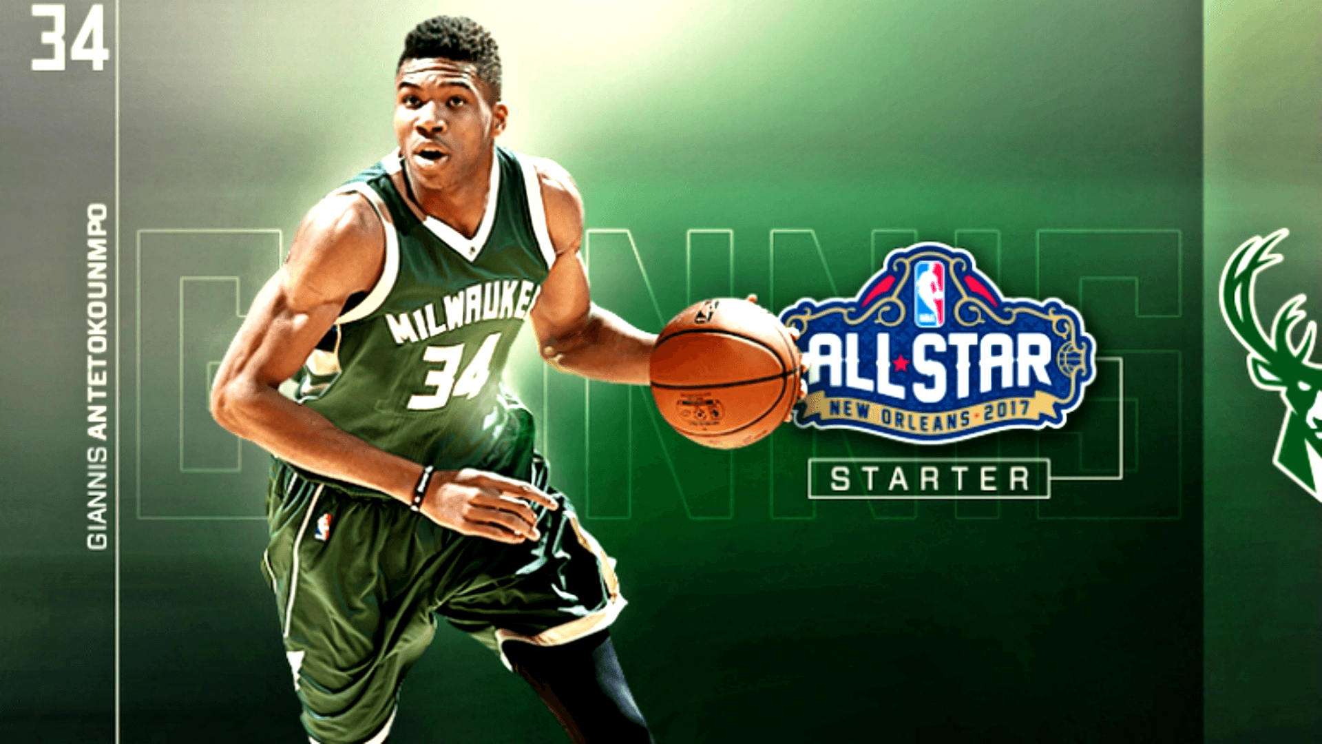 Giannis Antetokounmpo images The Greek Freak HD wallpaper and ...
