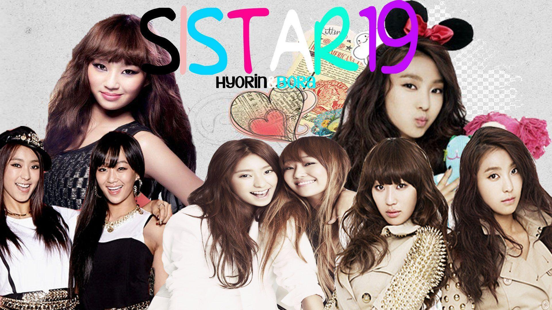 2 Sistar 19 HD Wallpapers | Backgrounds - Wallpaper Abyss