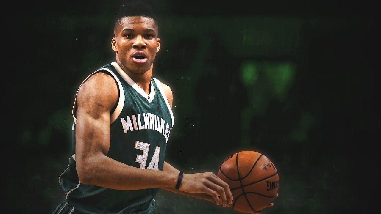 GIANNIS ANTETOKOUNMPO Wallpaper (FREE Download) - YouTube