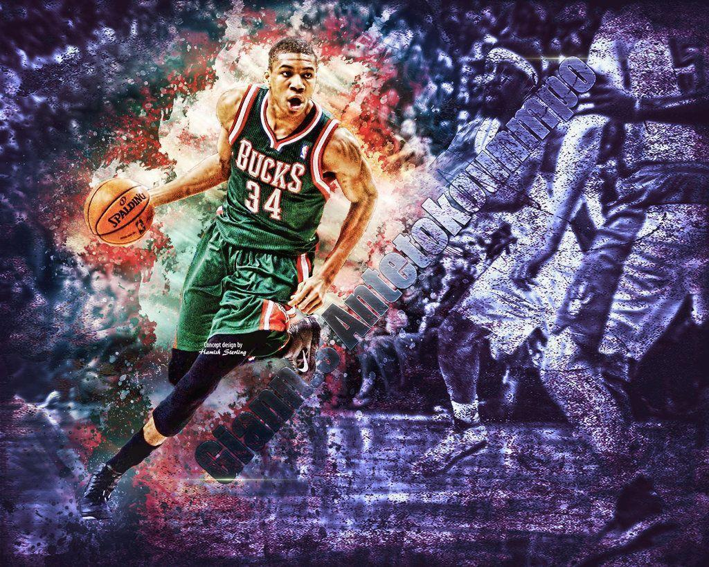 Giannis Antetokounmpo wallpaper by HPS74 on DeviantArt