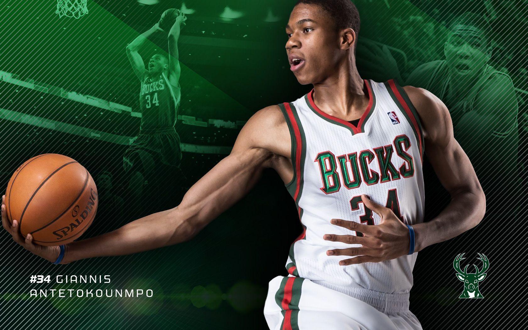 Bucks Backgrounds and Wallpapers 2013-2014 Season | Milwaukee Bucks