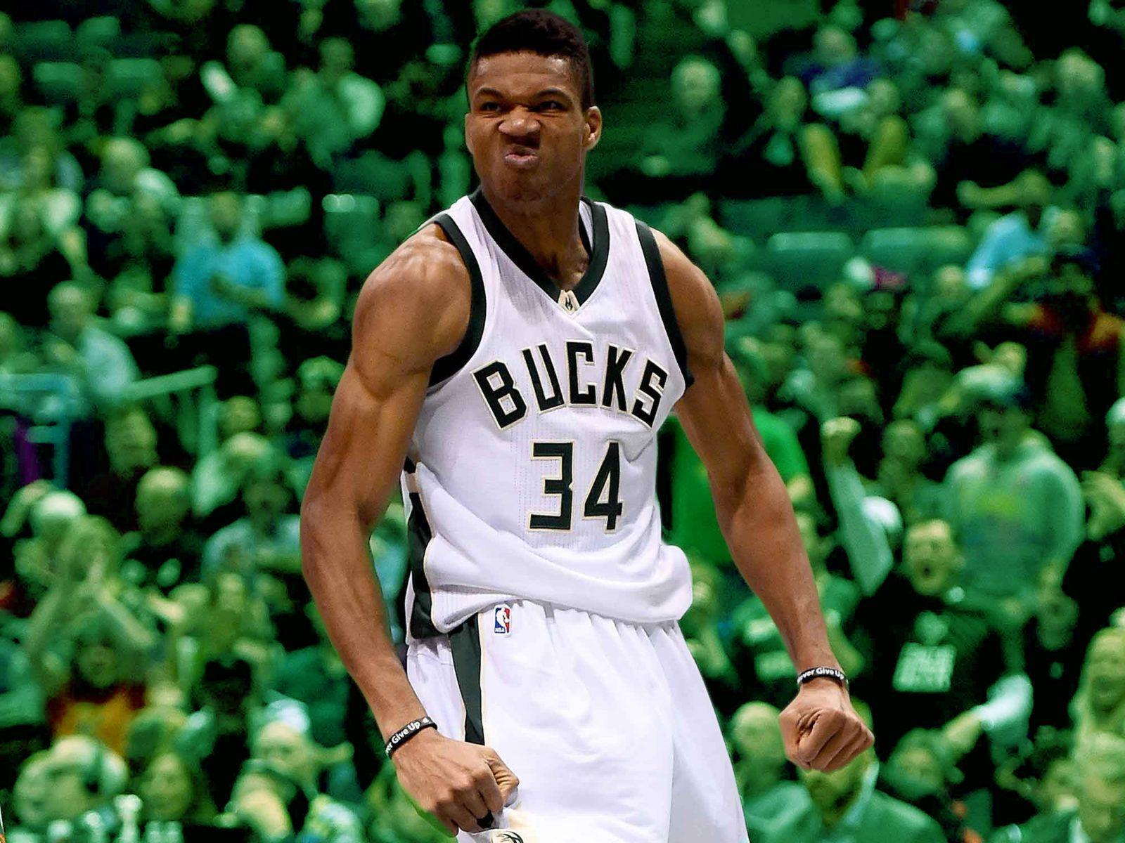 Giannis Antetokounmpo – The 6th Man