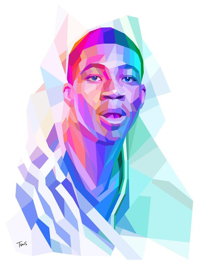 Giannis Antetokounmpo and all the colors of Greece | Flickr