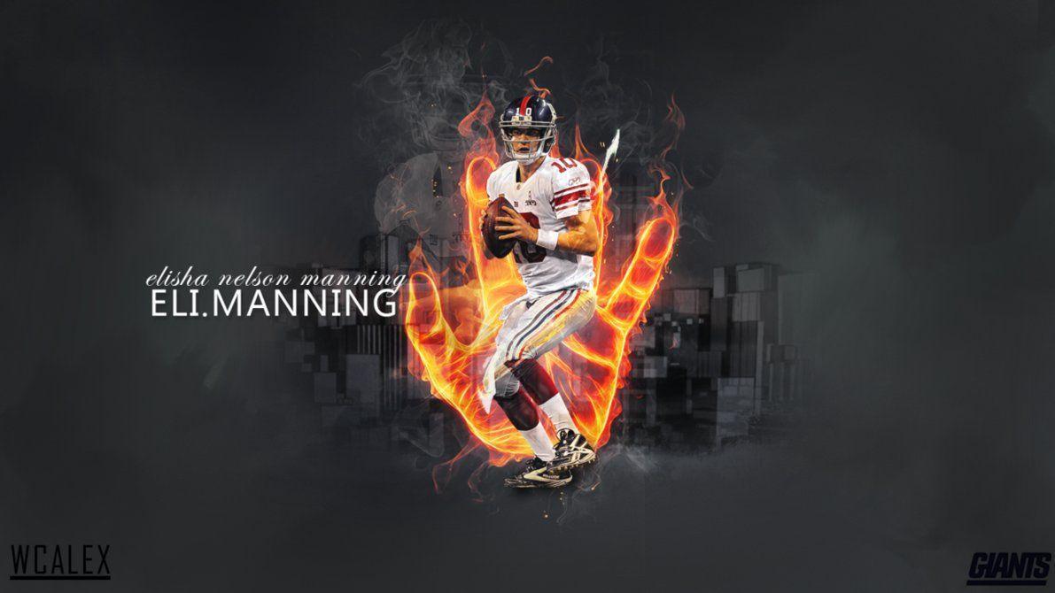Eli Manning by WCalex on DeviantArt
