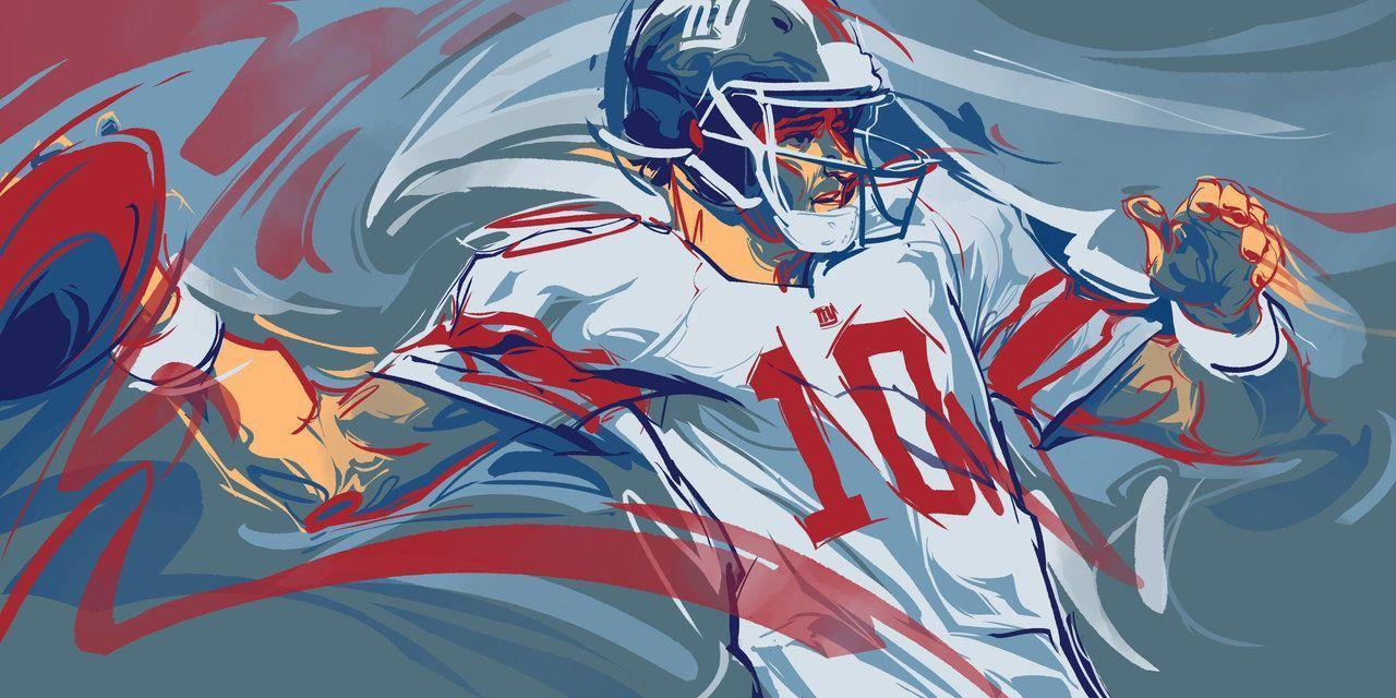 Form Will Follow (Eli Manning) by dicemanart on DeviantArt