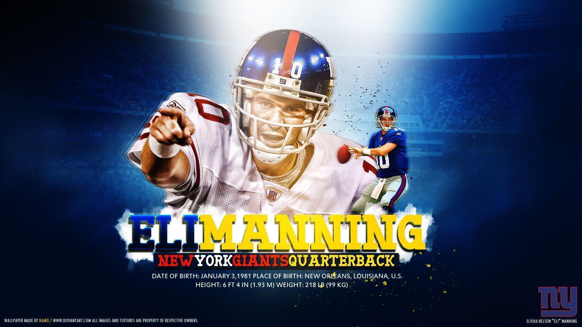 10 Elisha Nelson Eli Manning by namo,7 by 445578gfx on DeviantArt