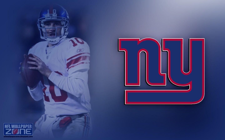 NFL Wallpaper Zone: New York Giants Wallpaper - NY GIants Logo ...