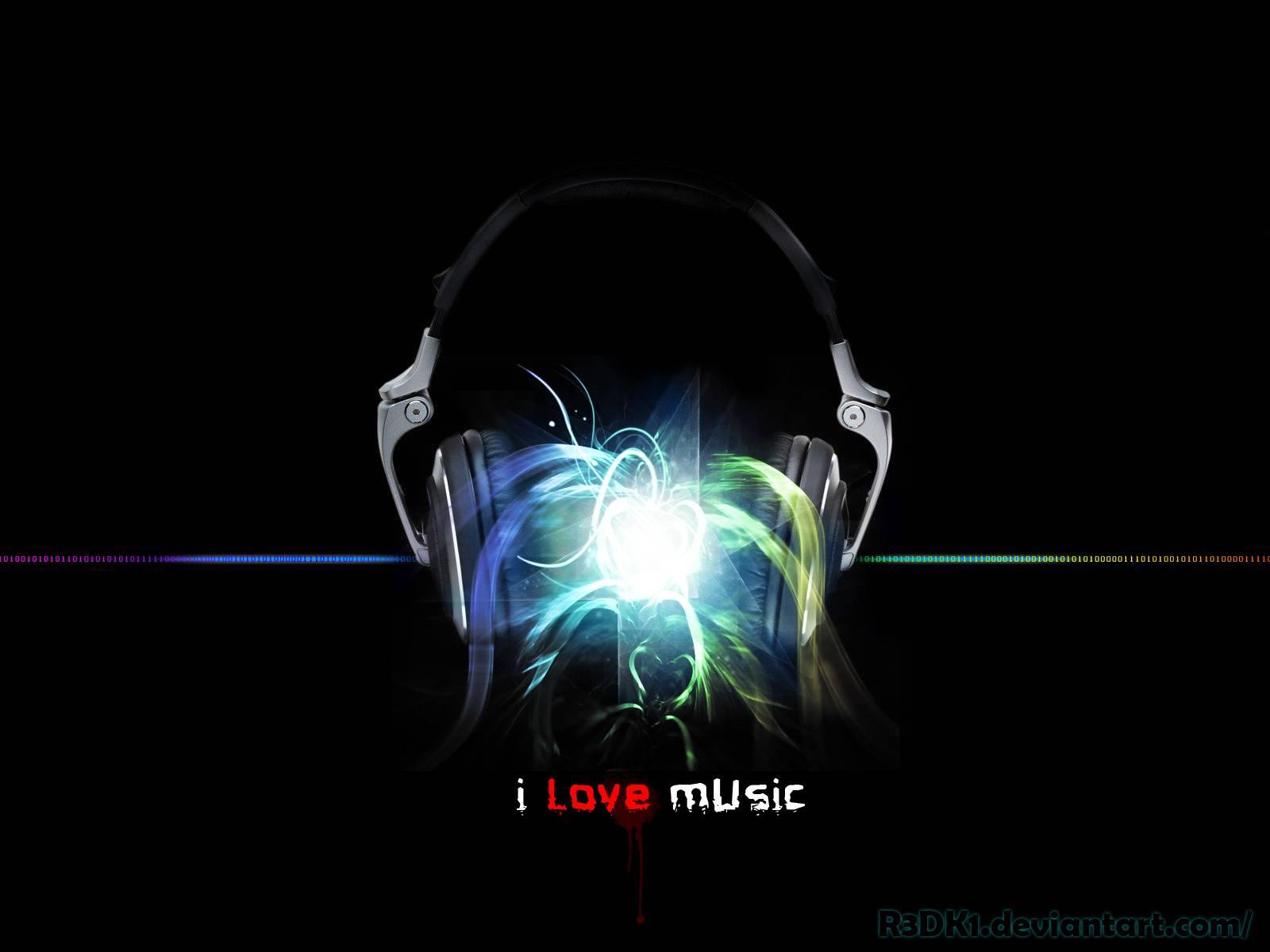 I Love Music Cool